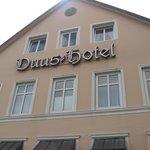 Foto de Duus Hotel Garni