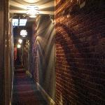 corridoio del nostro piano