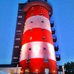 Leuchtturm mit Suiten (49127416)