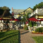 Bayfront Marin - Courtyard & Gazebo Area