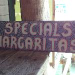 very good margaritas