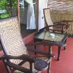 Porch of Bungalow no 2