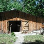 Fort - Rustic Meeting/Party Venue