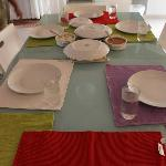 The Dining Palce with home made food