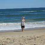 Fishing From the Beach-$10 for 10 day license