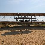Wright Bros. Sculpture