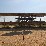 Wright Bros. Sculpture