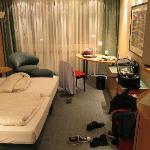 Zimmer im Stil der 90er