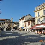 Town of Orta San Giulio