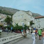 Dubrovnik B&B Just Outside the Old Town Gate