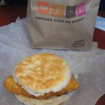 chicken biscuit