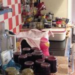 Marmellate in preparazione