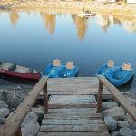 Paddle boat/canoe