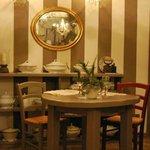 ristorante eccellente!! tavolo