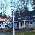 Sauble Falls B&B - We're open All Year and offer meal plan options!