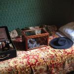 Sherlock's Bed