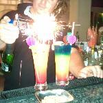 The best barman Yanis:)