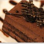 Chocolate Sin Cake