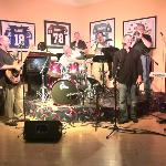 The Bulldogs Rock and Soul Band at Rip's Sports Bar
