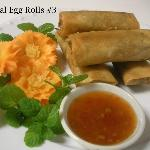 Special Egg Rolls #3
