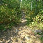 More pics of the Becky Lake trail