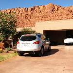 Kachina residence across from Inn - our hosts residence