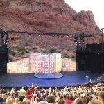 "Tuachan Amphitheatre - set of ""Hairspray"""