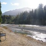 Relax at the scenic Chilliwack River, only a 3 minute walk from Riverbend Guest House!