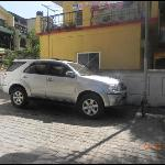 Ample Parking Place