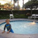 childrens/toddler pool