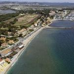 Lido Beach vue du ciel