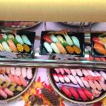 Take Out Sushi