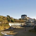 Plage du Port-Vieux (50 mètres de l'hôtel)