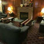 lobby of Day's Inn