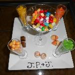 Presentation of Jelly Beans...perfect!
