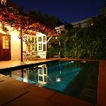 Acorn House pool