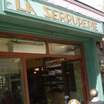 La Serrurerie - a great place for lunch