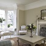 Regency sitting room