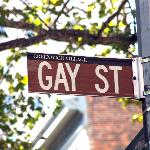 Gay Street, cartel