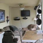Suite #3 sitting area