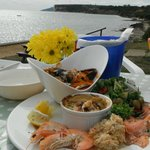 Seafood...by the sea!