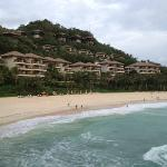 Ocean view rooms and private beach B