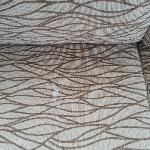 Marks on settee