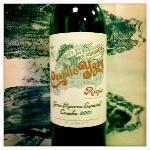 Aahhh, klassischer Wein mit der schönsten Etikette...