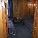 Bedroom #1 in cabin #7