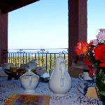 terrace Villa Avrilio