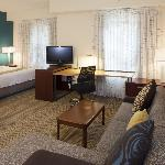 Newly Renovated King Studio Suite