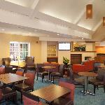 Newly Renovated Lounge and breakfast area