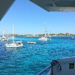 Bocche di Bonifacio dalla Sea Star