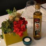 los seises aceite de oliva de nuestro restaurante